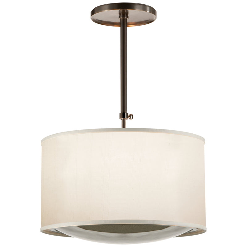 Visual Comfort BBL 5025BZ-S Barbara Barry Reflection Large Hanging Shade in Bronze