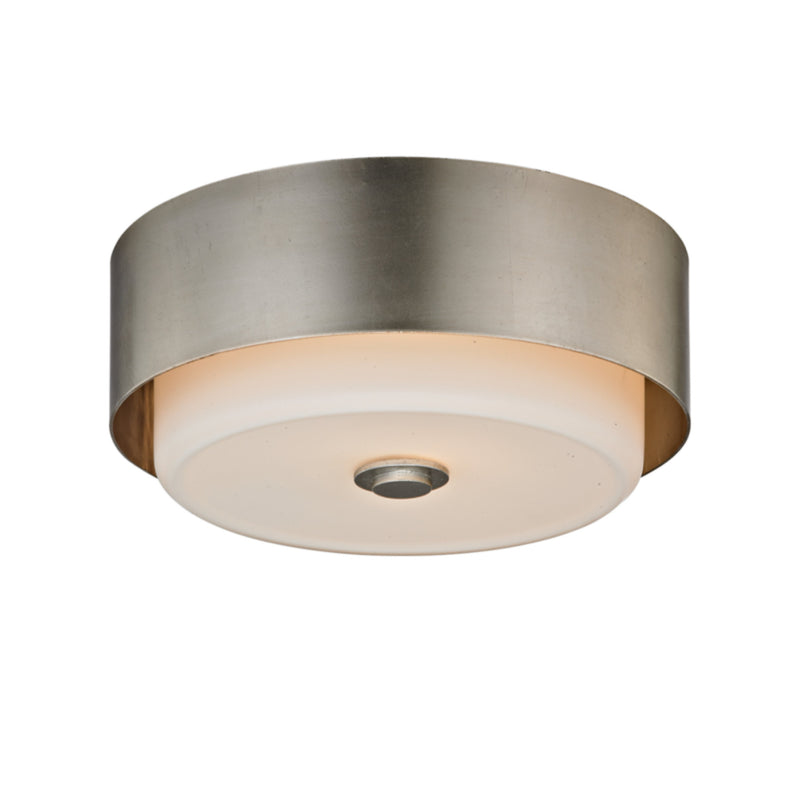 Troy Lighting C5662 Allure 1lt Ceiling Flush in Hand-Worked Iron