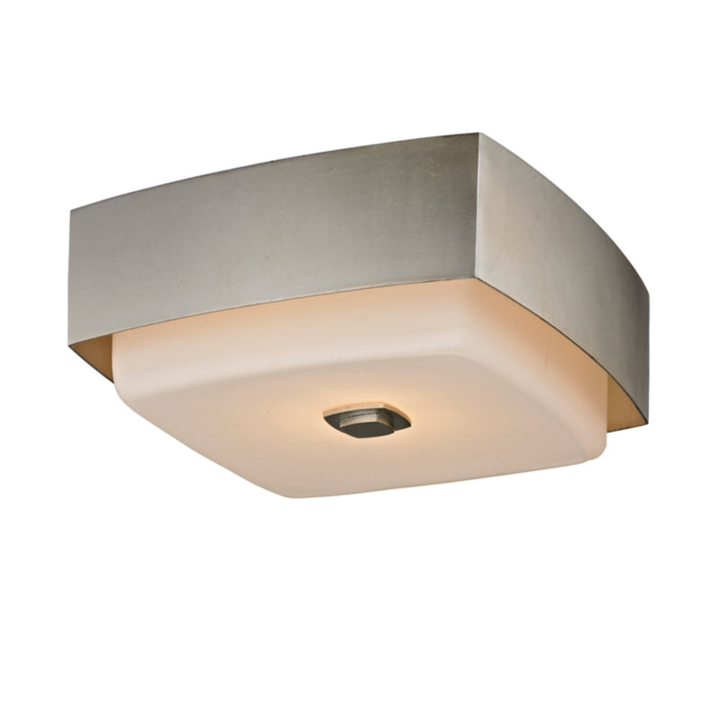 Troy Lighting C5672 Allure 1lt Ceiling Flush in Hand-Worked Iron