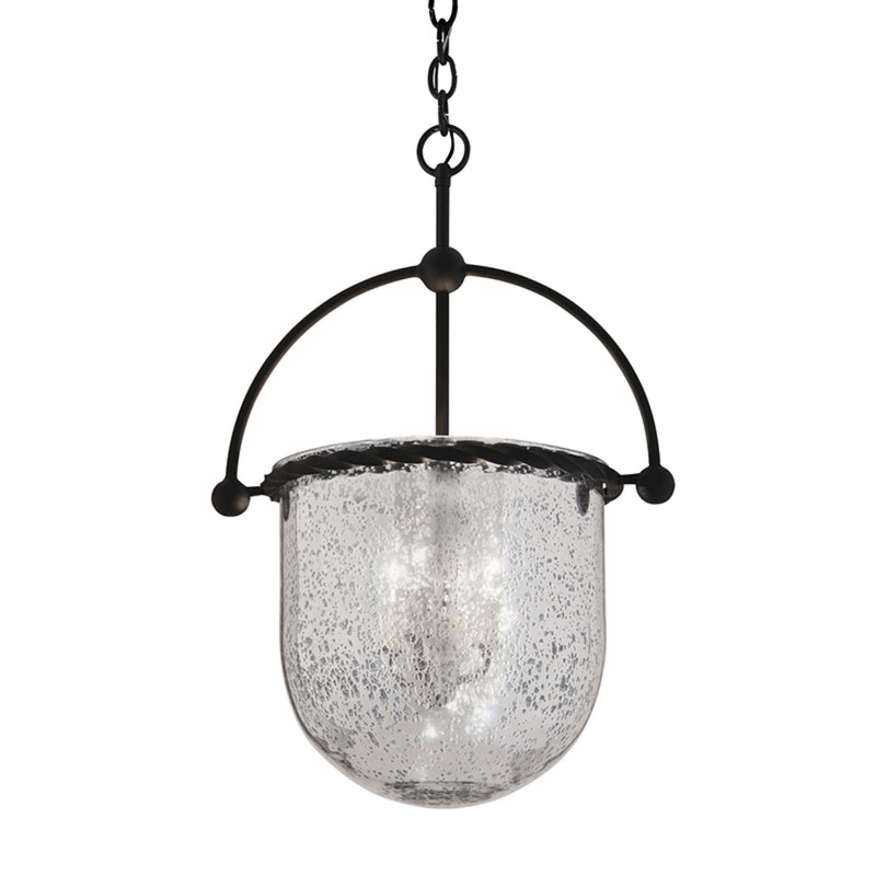 Troy Lighting F2564 Mercury 3lt Pendant Medium in Hand-Worked Iron