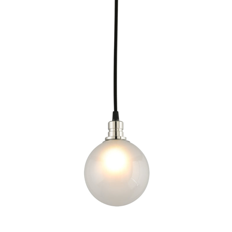 Troy Lighting F4824 Andromeda 1lt Pendant Mini in Hand-Worked Iron