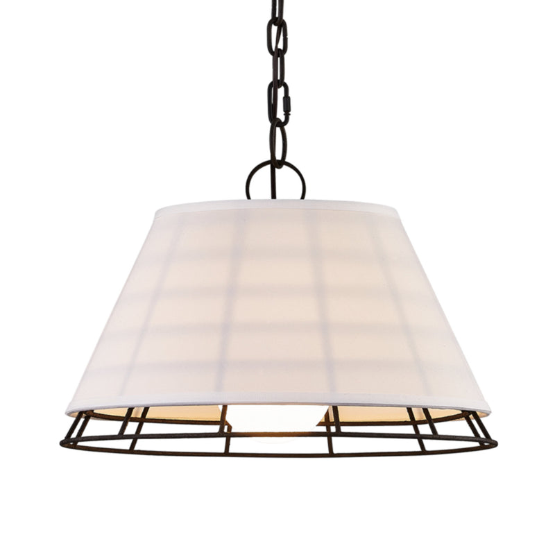 Troy Lighting F7194 Xander 1lt Pendant in