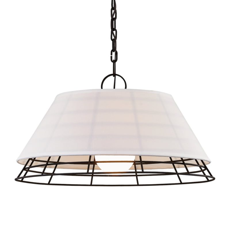 Troy Lighting F7195 Xander 1lt Pendant in