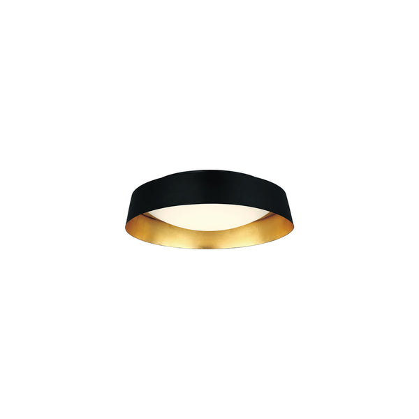 Modern Forms FM-51318-GL 3000K 35 Watt Gilt LED Flush Mount in Gold Leaf