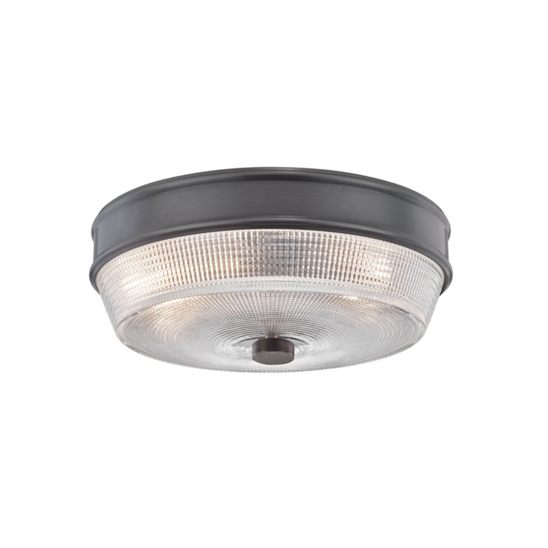 Mitzi by Hudson Valley Lighting H309501-OB Lacey 2 Light Flush Mount in Old Bronze