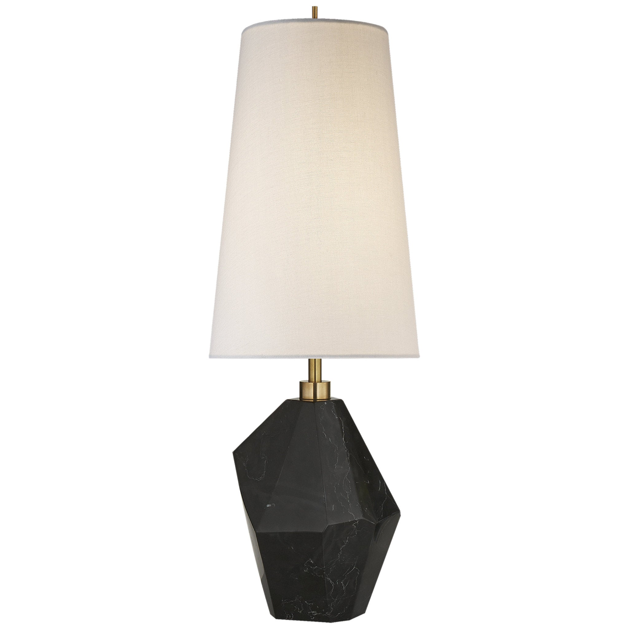Visual Comfort Kw 3012bm L Kelly Wearstler Halcyon Accent Table Lamp I Foundry Lighting