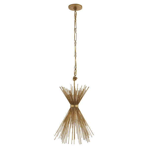 Visual Comfort KW 5077G Kelly Wearstler Strada Small Chandelier in Gild