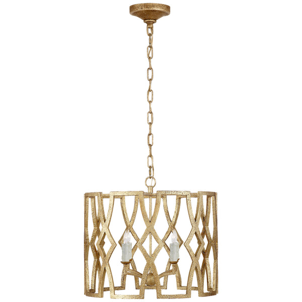 Visual Comfort NW 5110VG Niermann Weeks Brittany Small Lantern in Venetian Gold