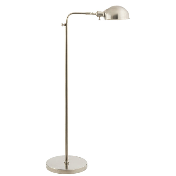 Visual Comfort S 1100AN Studio VC Old Pharmacy Floor Lamp in Antique Nickel