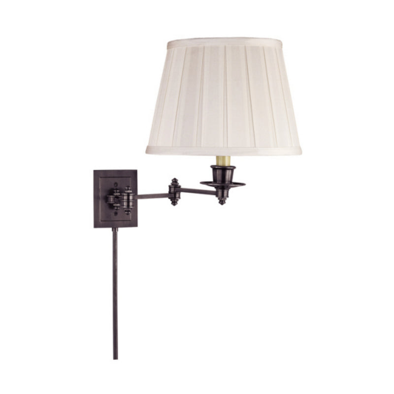 Visual Comfort S 2000BZ-S Studio VC Triple Swing Arm Wall Lamp in Bronze