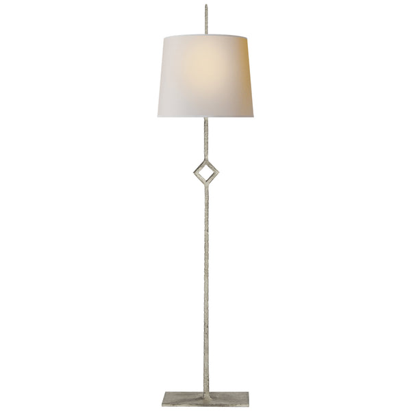 Visual Comfort S 3407BSL-NP Studio VC Cranston Buffet Lamp in Burnished Silver Leaf