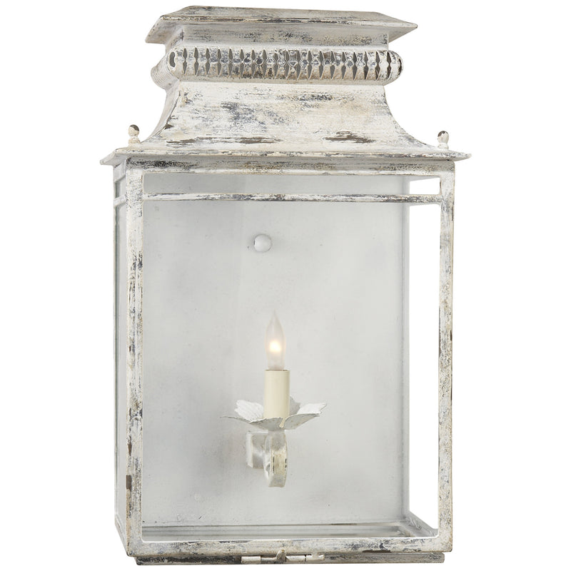 Visual Comfort SK 2301OW Suzanne Kasler Flea Market Lantern in Old White