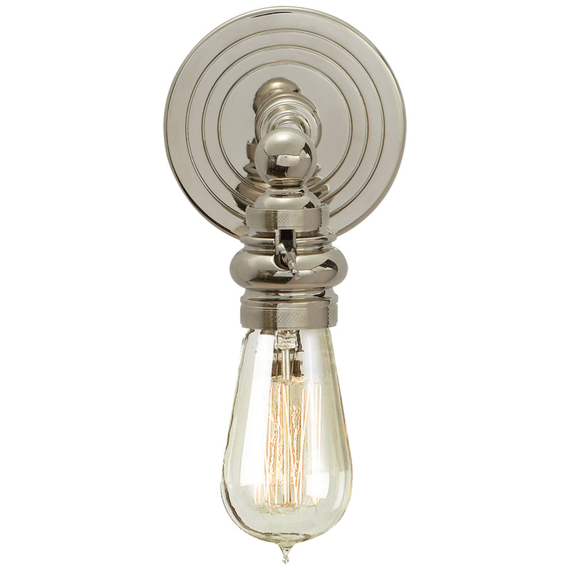 Visual Comfort SL 2931CH Chapman & Myers Boston Functional Single Light in Chrome