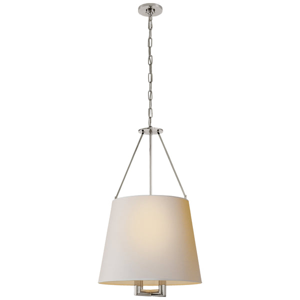 Visual Comfort SP 5020PN-NP J. Randall Powers Dalston Hanging Shade in Polished Nickel
