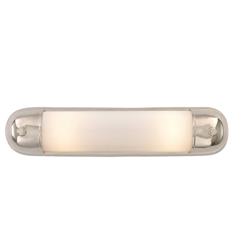 Visual Comfort TOB 2062PN-WG Thomas O'Brien Selecta Long Sconce in Polished Nickel