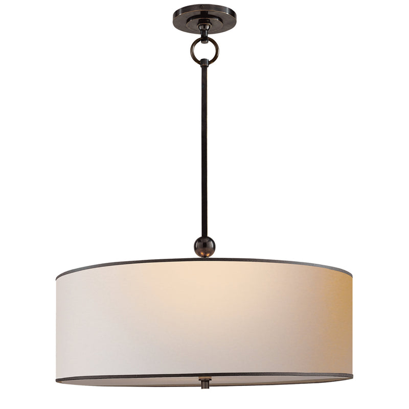Visual Comfort TOB 5011BZ-NP/BT Thomas O'Brien Reed Hanging Shade in Bronze