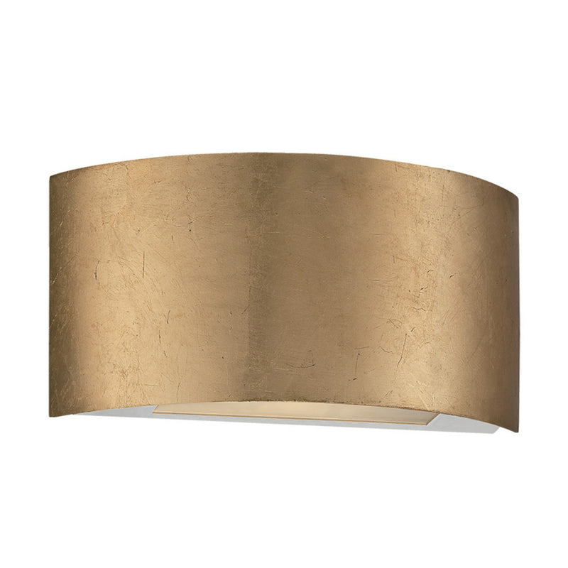 Modern Forms WS-11311-GL 3000K 11 Watt Vermeil LED Wall Sconce in Gold Leaf