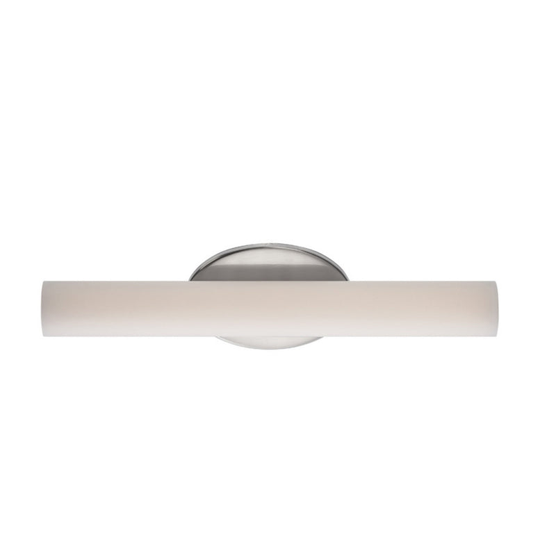 Modern Forms WS-3618-BN 3000K 30.5 Watt Loft LED Bathroom Vanity & Wall Light in Brushed Nickel