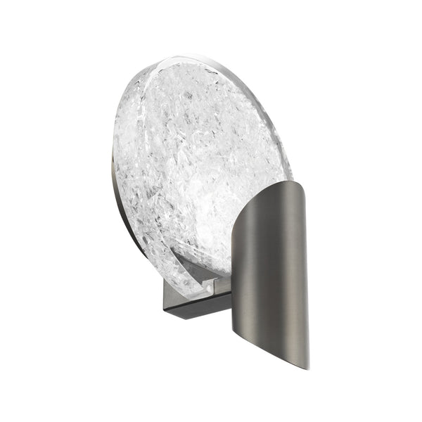 Modern Forms WS-69009-AN 3000K 11 Watt Oracle LED Wall Light in Antique Nickel