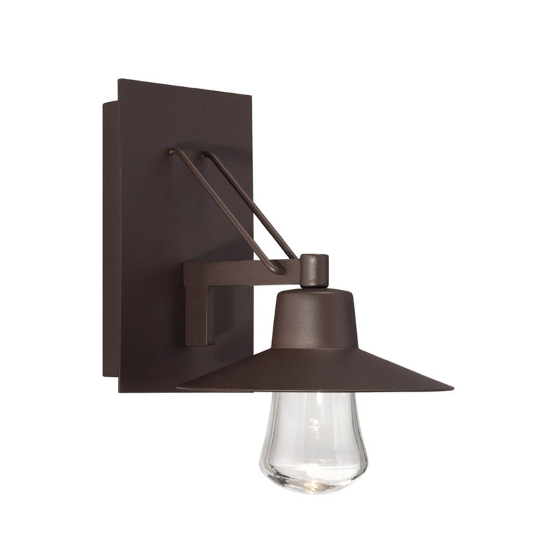 Modern Forms WS-W1911-BZ 3000K 12 Watt Suspense LED Wall Light in Bronze