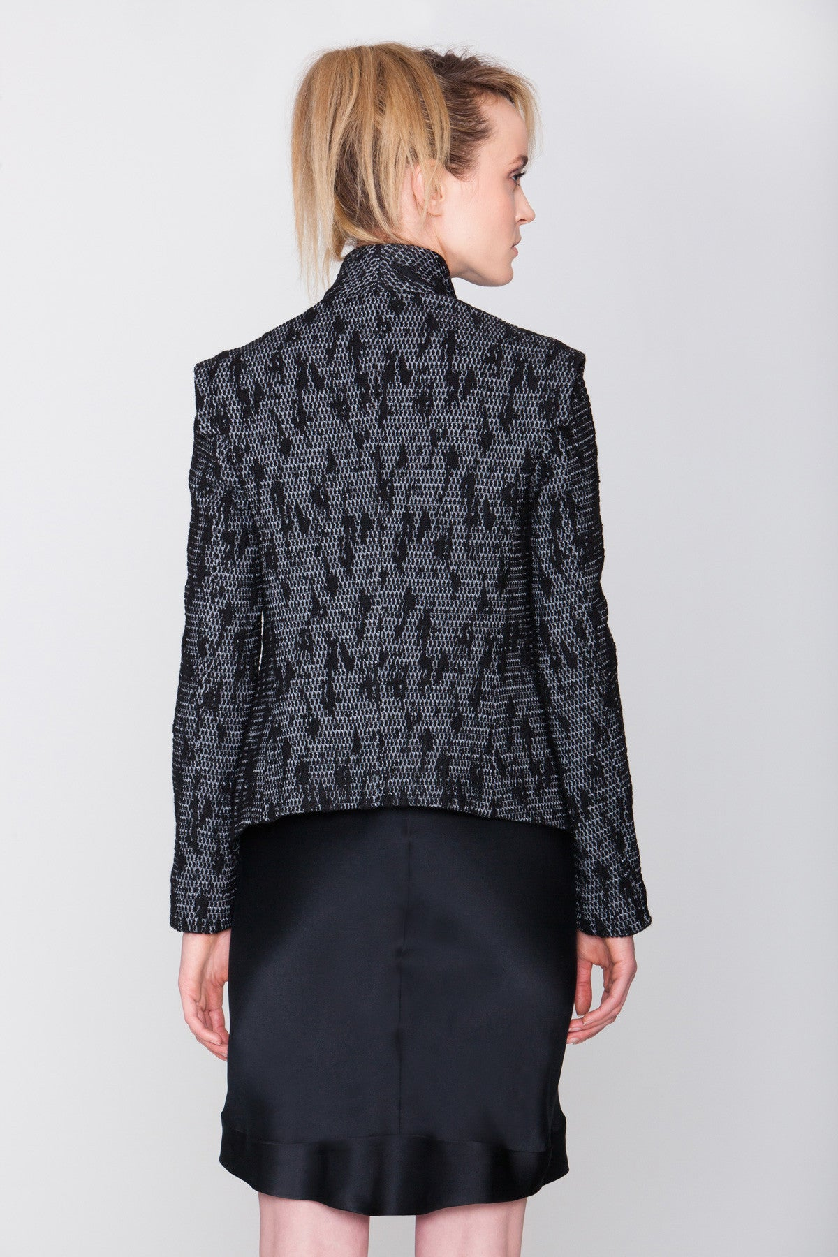 BETINA HOLTE CROP JACKET