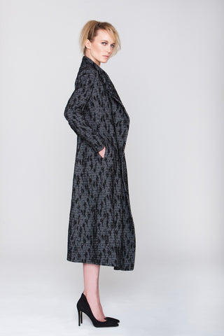 BETINA HOLTE LONG COAT