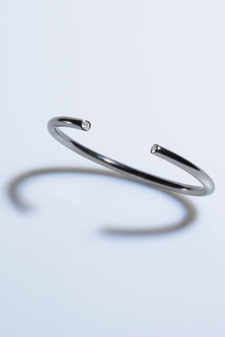 3mm Open Bangle