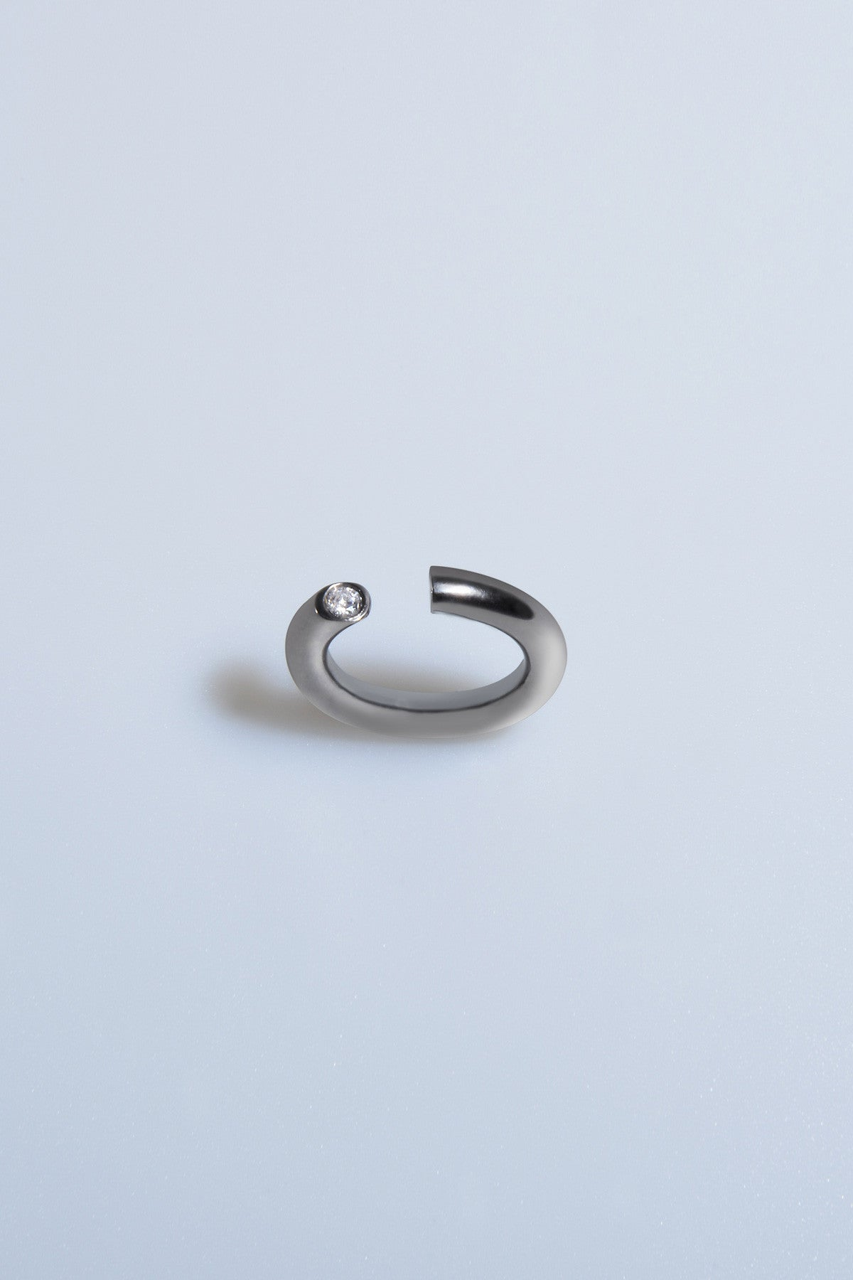 4mm Open Band Ring