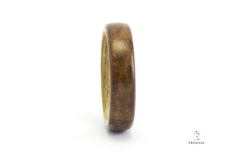 Bentwood Ring With a Liner
