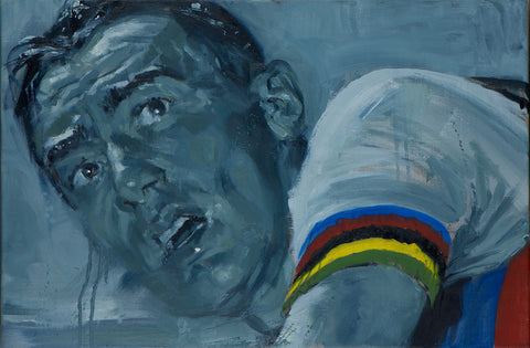 Louison Bobet A2 Limited Edition Giclee Print
