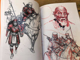 VOLUME 4! KARL KOPINSKI COLLECTED SKETCHES. SIGNED COPY AND INCLUDES SKETCH