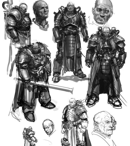 Inquisitor Concept Art