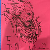 Volume 5 Level up! Karl Kopinski signed copy includes sketch.