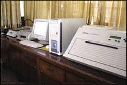 Kottakkal In House Research Office, Computers