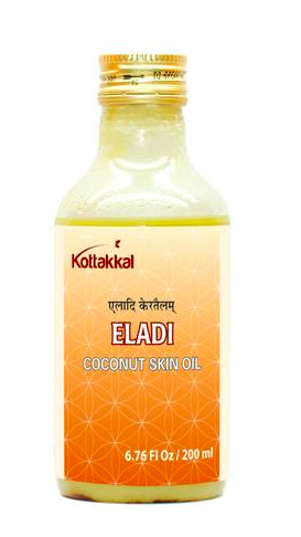Eladi Coconut Skin Oil Product Highlight