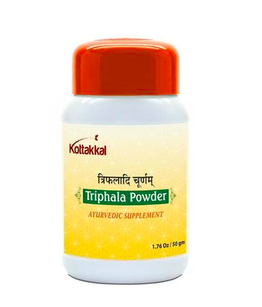 Triphala Churnam: The Ultimate Rejuvenator