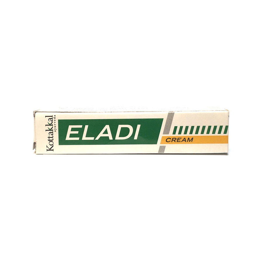 Eladi Cream Tube in Box, Ayurvedic Product manufactured by Arya Vaidya Sala, Kottakkal Ayurveda for USA Distribution