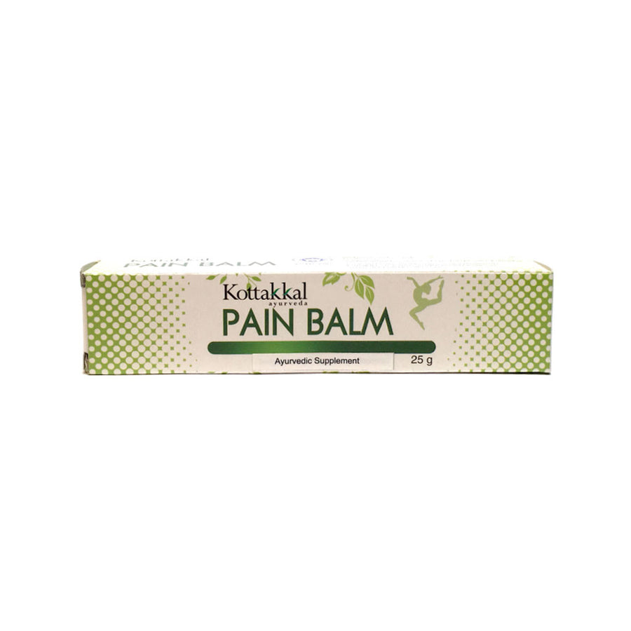 Pain Balm Tube, Ayurvedic Product manufactured by Arya Vaidya Sala, Kottakkal Ayurveda for USA Distribution