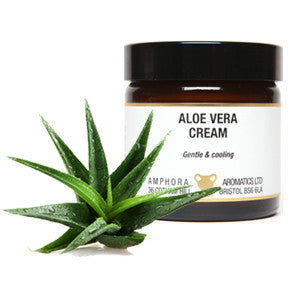 Aloe Vera and Borage Cream (60ml Jar)