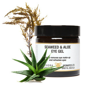Seaweed and Aloe Eye Gel. (60ml Jar)