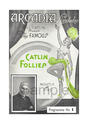 Catlin's Follies