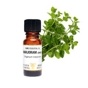 Marjoram  Pure essential oil.