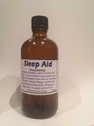 Sleep & Insomnia Remedy (100ml Bottle)