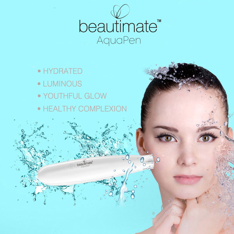 Aqua Pen Professional Microneedle Derma Pen Automatic Serum Applicator