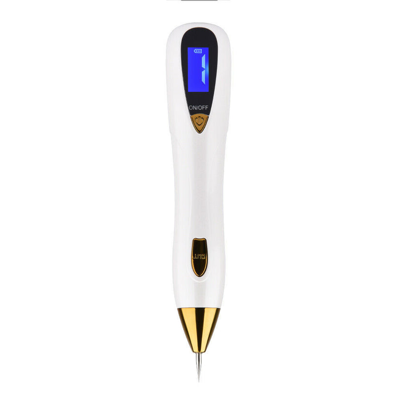 Skin Tag Remover Pen With LCD Screen to Help Remove Mole Wart and Dark Spots