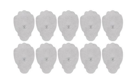 TENS Unit Pulse Massager Replacement Paw Pads
