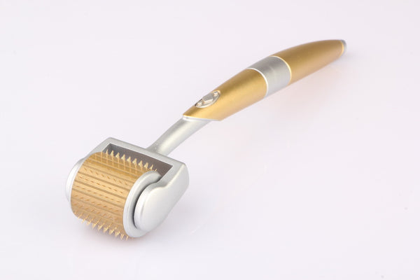 ZGTS-ZGTS 1.0mm Titanium Microneedle Derma Roller with Travel Case - beautimate