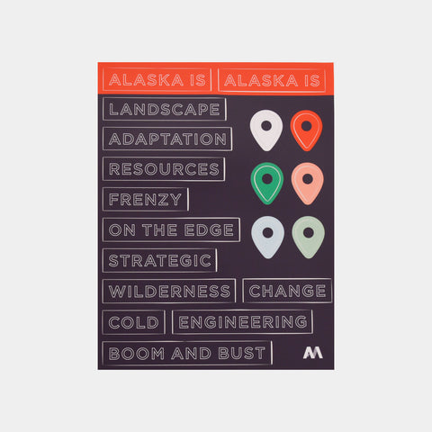 Alaska Is - Sticker Sheet