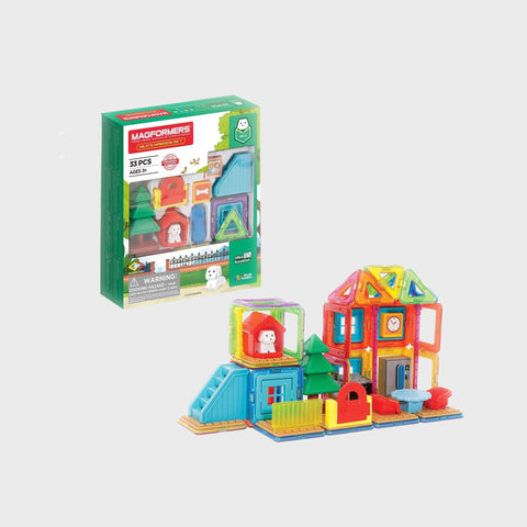705011FE - Magformers Milo's Mansion