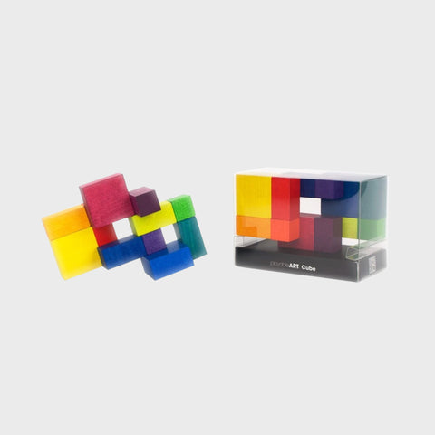 Playable ART Cube